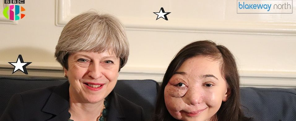 Nikki Lilly Meets: Theresa May