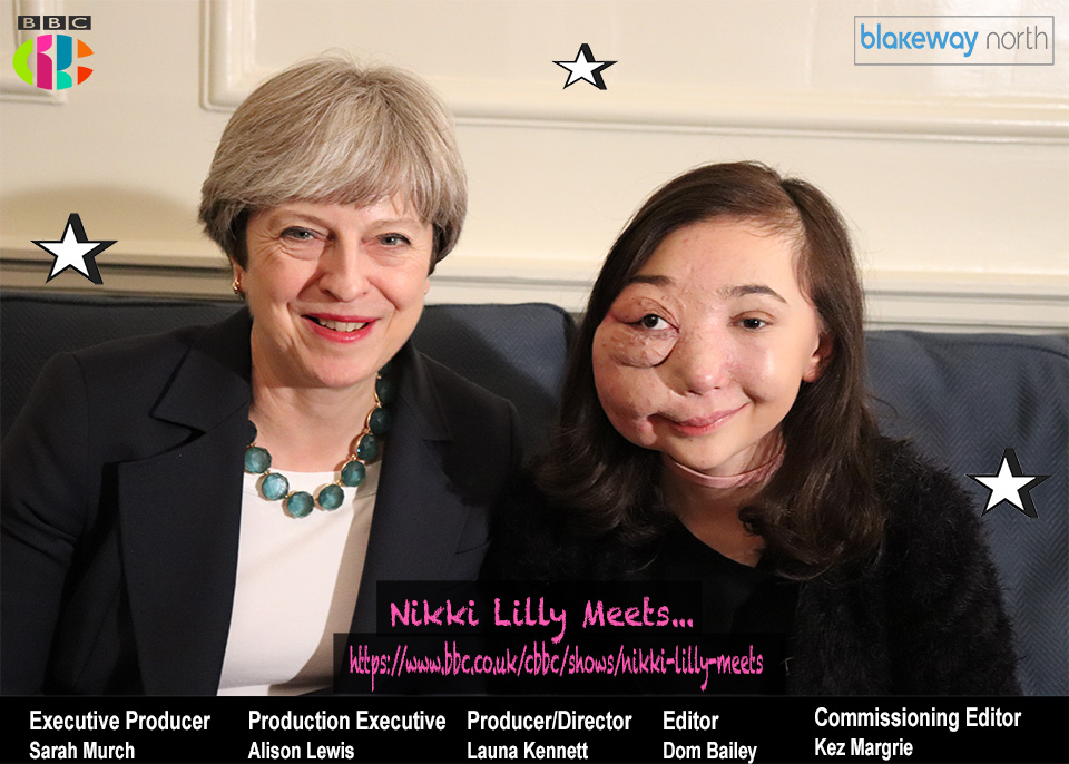 Nikki Lilly Meets...Prime Minister Theresa May