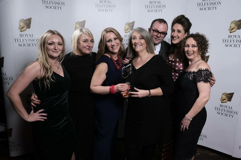 RTS North West Awards 2018